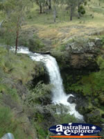 Tumbarumba Waterfall . . . CLICK TO ENLARGE