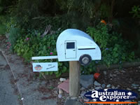 Tumbarumba Creek Caravan Park Letter Box . . . CLICK TO ENLARGE