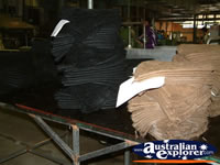 Kempsey, Akubra Material . . . CLICK TO ENLARGE