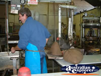 Kempsey, Akubra Factory and Workers . . . CLICK TO ENLARGE