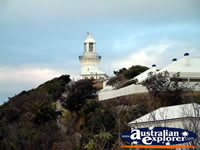 Smoky Cape Lighthouse in South West Rocks . . . CLICK TO ENLARGE