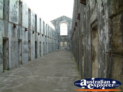South West Rocks, Trial Bay Gaol Cells . . . VIEW ALL TRIAL BAY (GAOL) PHOTOGRAPHS