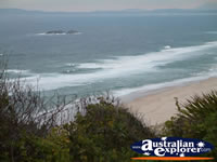 South West Rocks, Scenic View From Smoky Cape Lighthouse . . . CLICK TO ENLARGE
