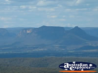 Blue Mountains in Lithgow . . . CLICK TO ENLARGE