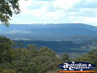 Lithgow Blue Mountains View . . . CLICK TO ENLARGE