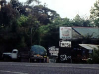 Bells Line of Road has many roadside stalls offering locally grown produce.
