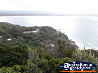 Great View over Cape Byron . . . CLICK TO ENLARGE
