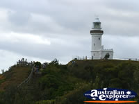 Cape Byron Lighthouse from a Distance . . . CLICK TO ENLARGE