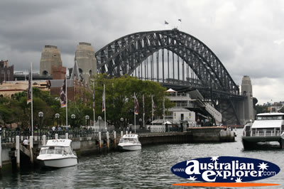 Sydney Harbour Bridge By Day . . . VIEW ALL SYDNEY HARBOUR PHOTOGRAPHS