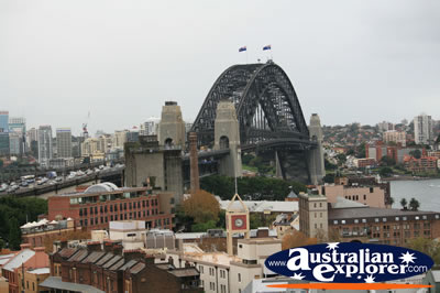 Busy Harbour Bridge . . . VIEW ALL SYDNEY HARBOUR PHOTOGRAPHS