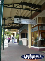 Leura Shops . . . CLICK TO ENLARGE