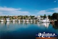 Nelson Bay in Port Stephens