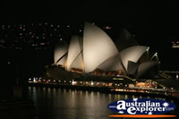 Opera House at Night . . . CLICK TO ENLARGE
