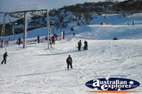 Perisher Blue Ski Resort Slopes . . . CLICK TO ENLARGE