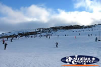 Perisher Blue Slope . . . CLICK TO ENLARGE