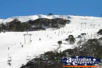 Perisher Blue Landscape . . . CLICK TO ENLARGE