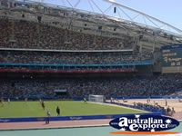 Olympic Stadium in Sydney, NSW . . . CLICK TO ENLARGE