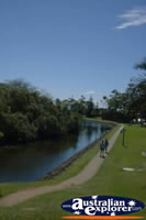 Port Macquarie River Walk . . . CLICK TO ENLARGE
