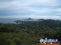 Port Stephens View . . . CLICK TO ENLARGE