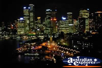 Sydney At Night . . . CLICK TO ENLARGE