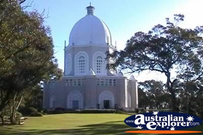 Sydney Bahia Temple . . . CLICK TO VIEW ALL SYDNEY POSTCARDS