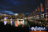 Night Time in Sydney . . . CLICK TO ENLARGE