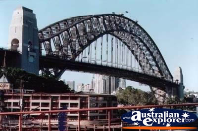 Sydney Harbour Bridge . . . VIEW ALL SYDNEY HARBOUR PHOTOGRAPHS