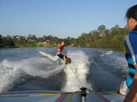 Wake Boarding Taree . . . CLICK TO ENLARGE