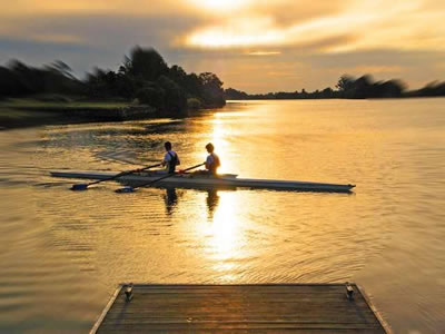 4wd Car Rental >> ROWING IN MANNING RIVER VIRTUAL POSTCARD, ROWING IN ...