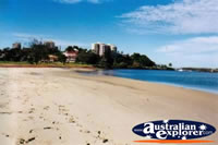 Tweed Heads Beach . . . CLICK TO ENLARGE