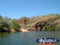 Katherine Gorge in Daylight . . . CLICK TO ENLARGE