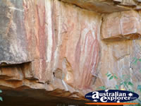 Katherine Gorge Art on the Rocks . . . CLICK TO ENLARGE