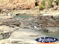 Katherine Gorge Rocks and Streams . . . CLICK TO ENLARGE