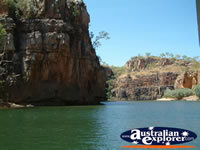 Fantastic Scenery at Katherine Gorge . . . CLICK TO ENLARGE