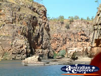 The Stunning Katherine Gorge . . . CLICK TO ENLARGE