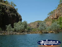 Landscape of Katherine Gorge in the NT . . . CLICK TO ENLARGE