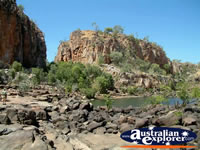 Katherine Gorge Scenery and Landscape . . . CLICK TO ENLARGE