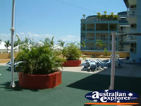 Recreation area of Darwin Marina View Apartments . . . CLICK TO ENLARGE