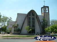 Unusual Darwin Church . . . CLICK TO ENLARGE