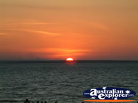 Crowds gathered on Darwin Mindil Beach for the Sunset . . . CLICK TO ENLARGE