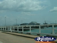 Wharf Area in Darwin . . . CLICK TO ENLARGE