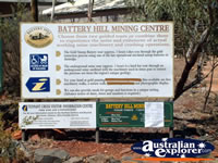Tennant Creek Battery Hill Mining Centre . . . CLICK TO ENLARGE