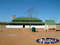 Elliott Tennant Creek Telegraph Station Building . . . CLICK TO ENLARGE