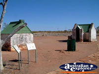 Telegraph Station at Elliott Tennant Creek . . . CLICK TO ENLARGE