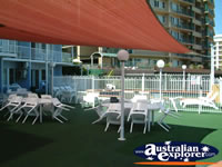 Around the pool at Darwin Marina View Apartments . . . CLICK TO ENLARGE