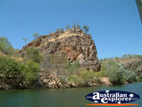 Katherine Gorge Rock Wall . . . CLICK TO ENLARGE