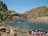 Katherine Gorge in the Northern Territory . . . CLICK TO ENLARGE