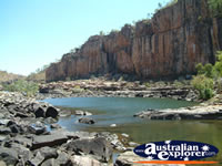Katherine Gorge in the NT . . . CLICK TO ENLARGE