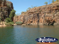 Katherine Gorge Picturesque View . . . CLICK TO ENLARGE