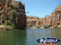 Katherine Gorge Stunning View . . . CLICK TO ENLARGE